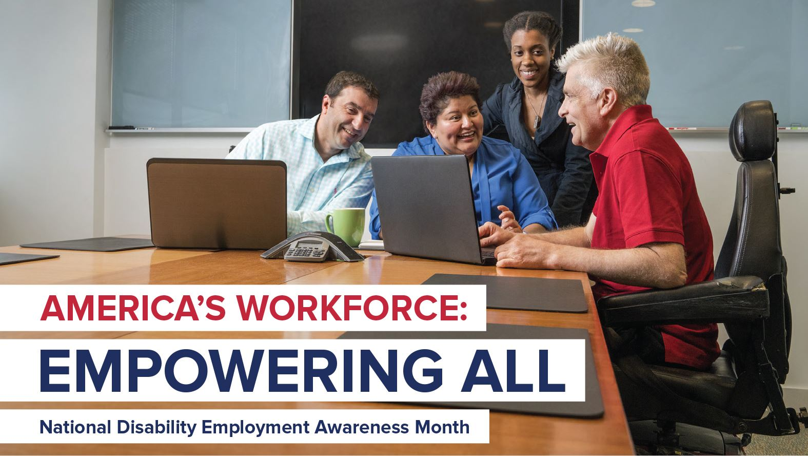 2018 Employement Awareness Month pic