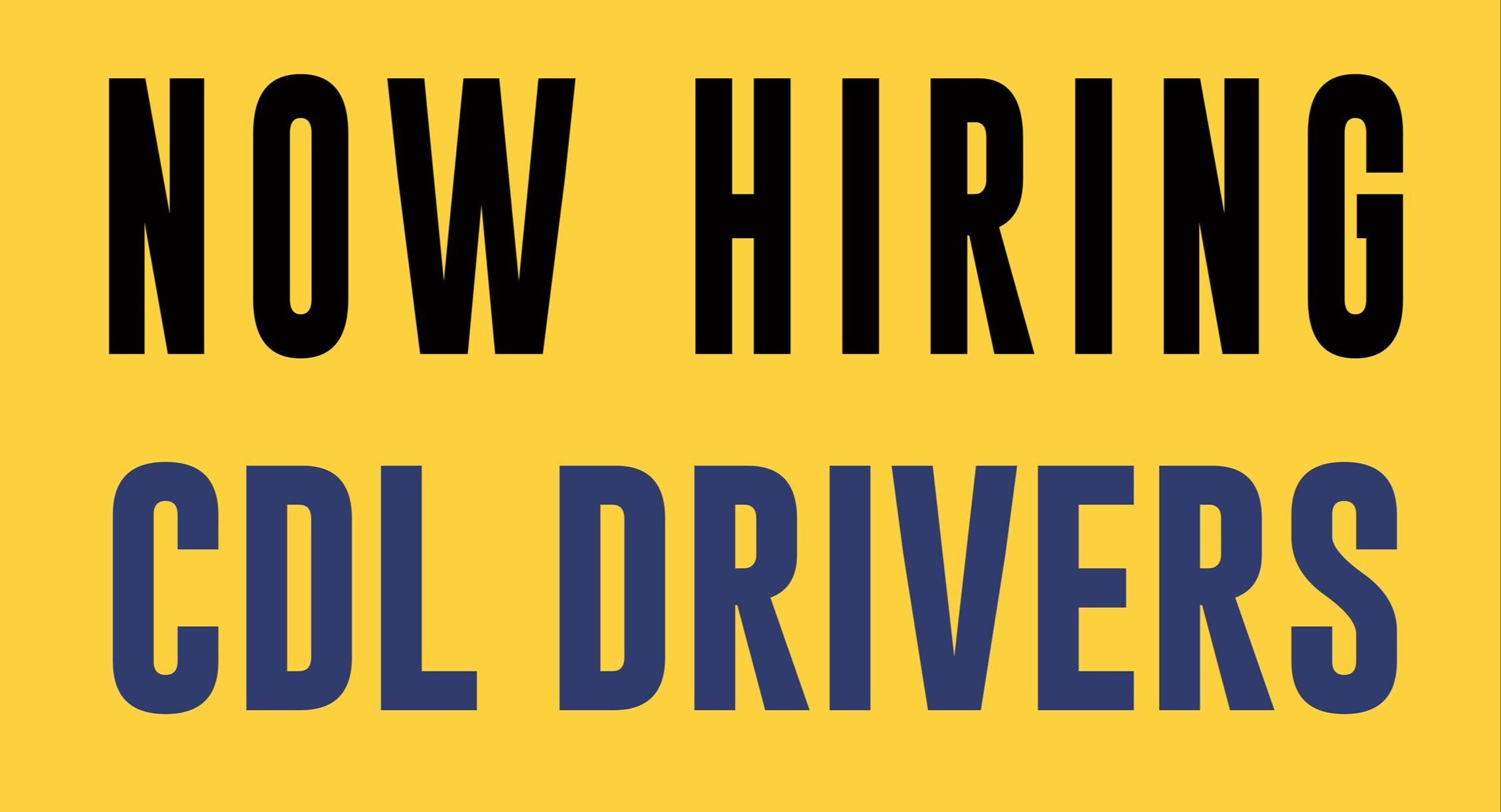 Now Hiring LINK Bus Drivers