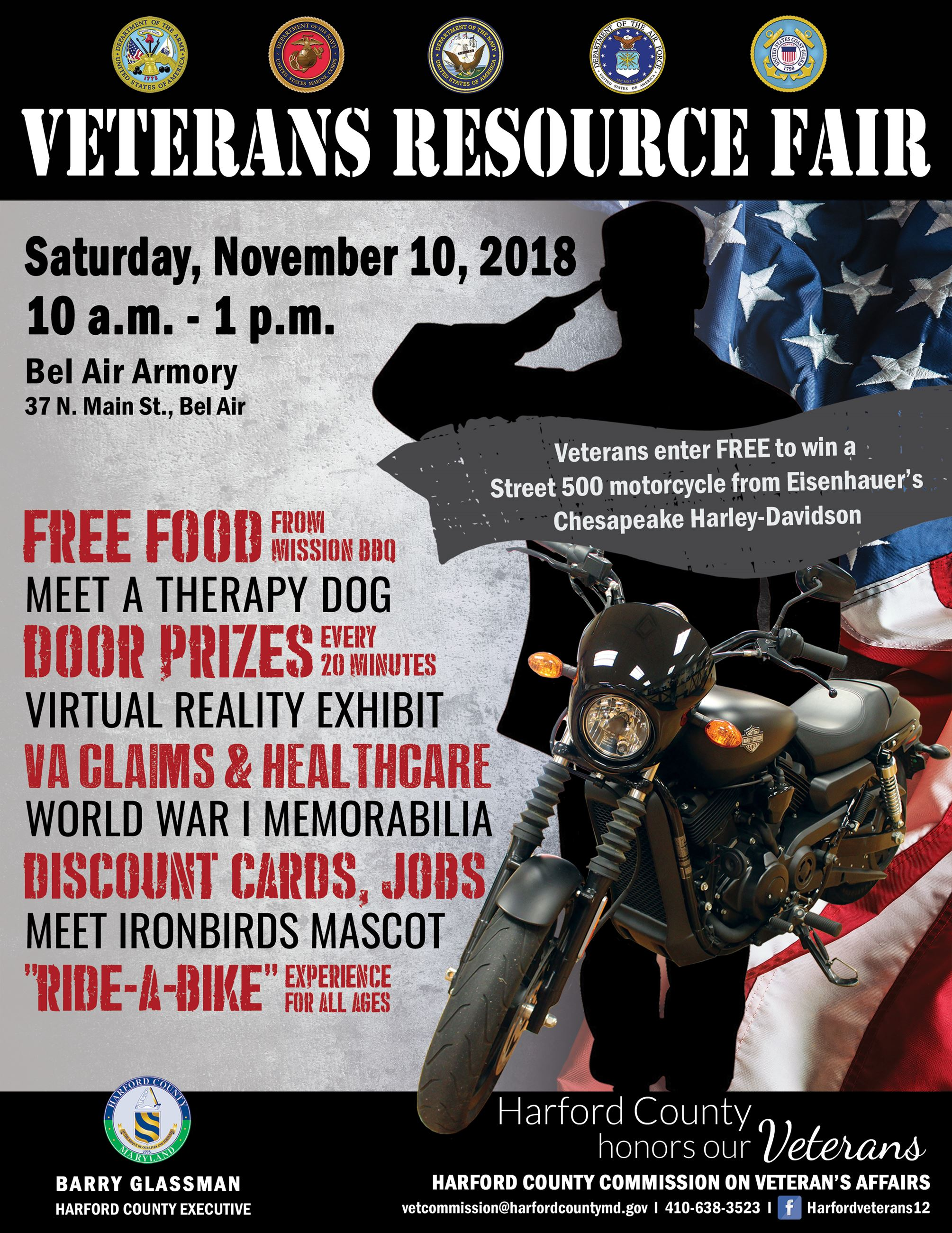 Veterans Resource Fair Flyer2