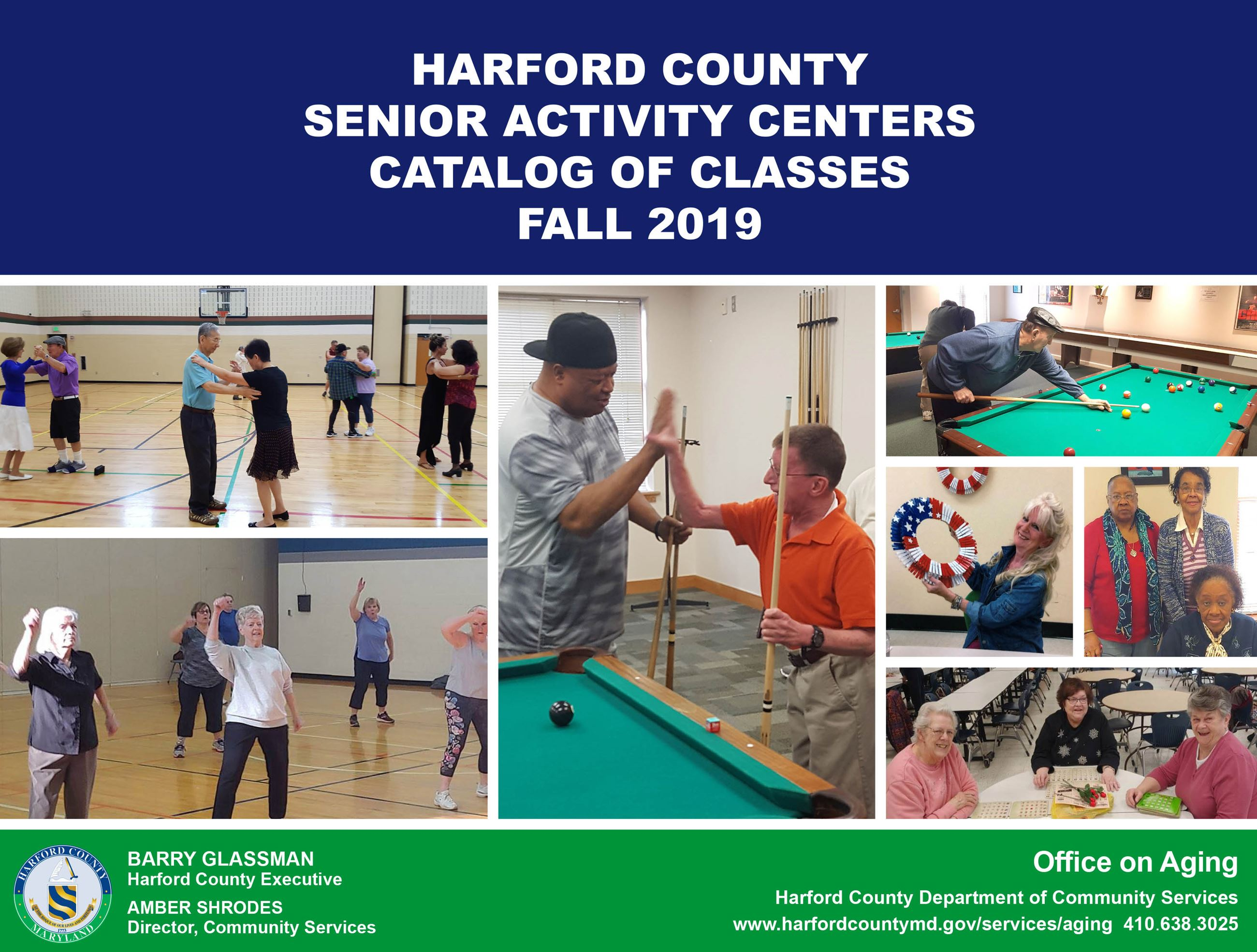 Senior Activity Catalog Summer 2019