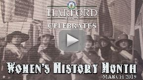 Womens History Month Thumbnail playbutton