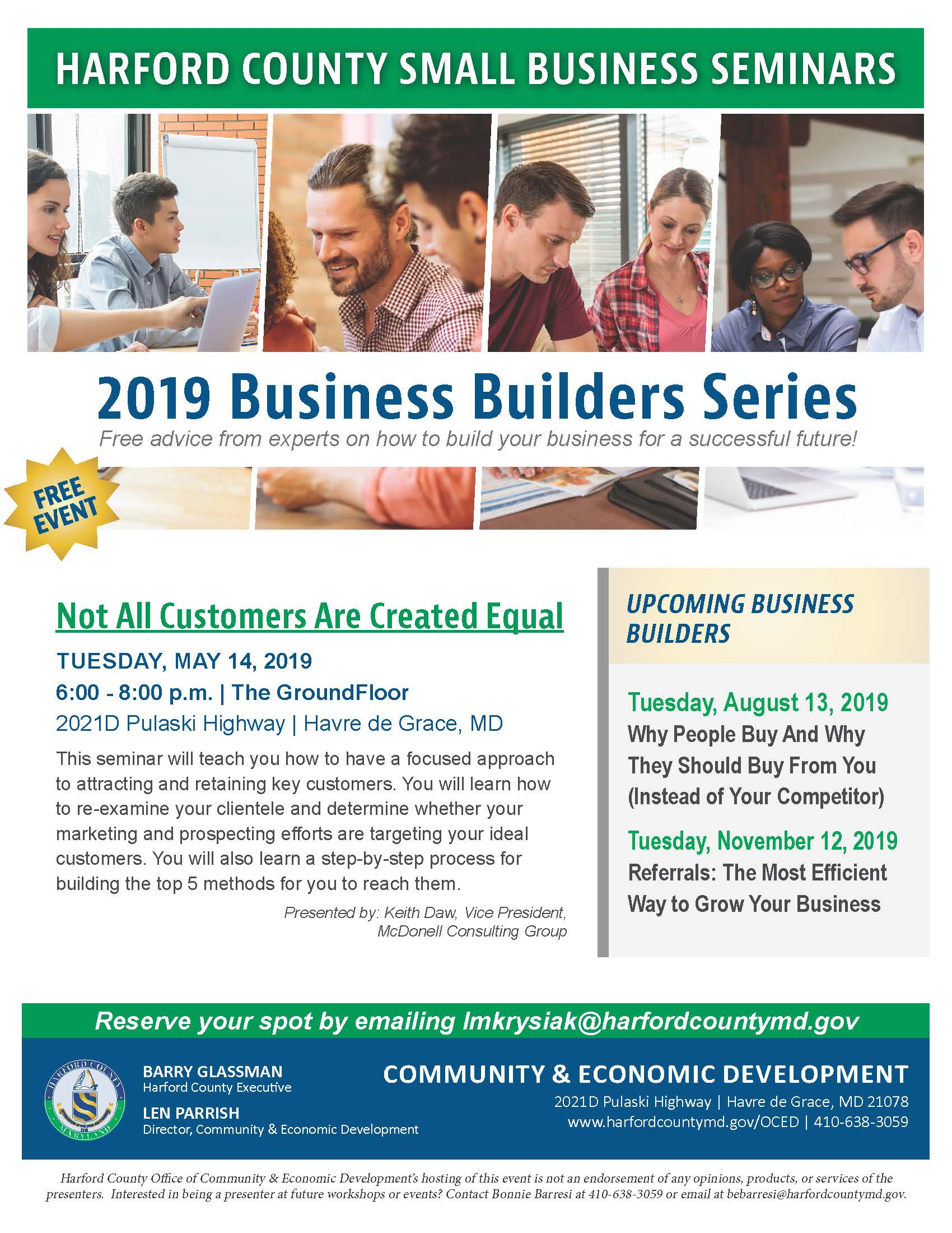 2019_05_Business Builder Series_Q2 Not All Prospects Created Equal