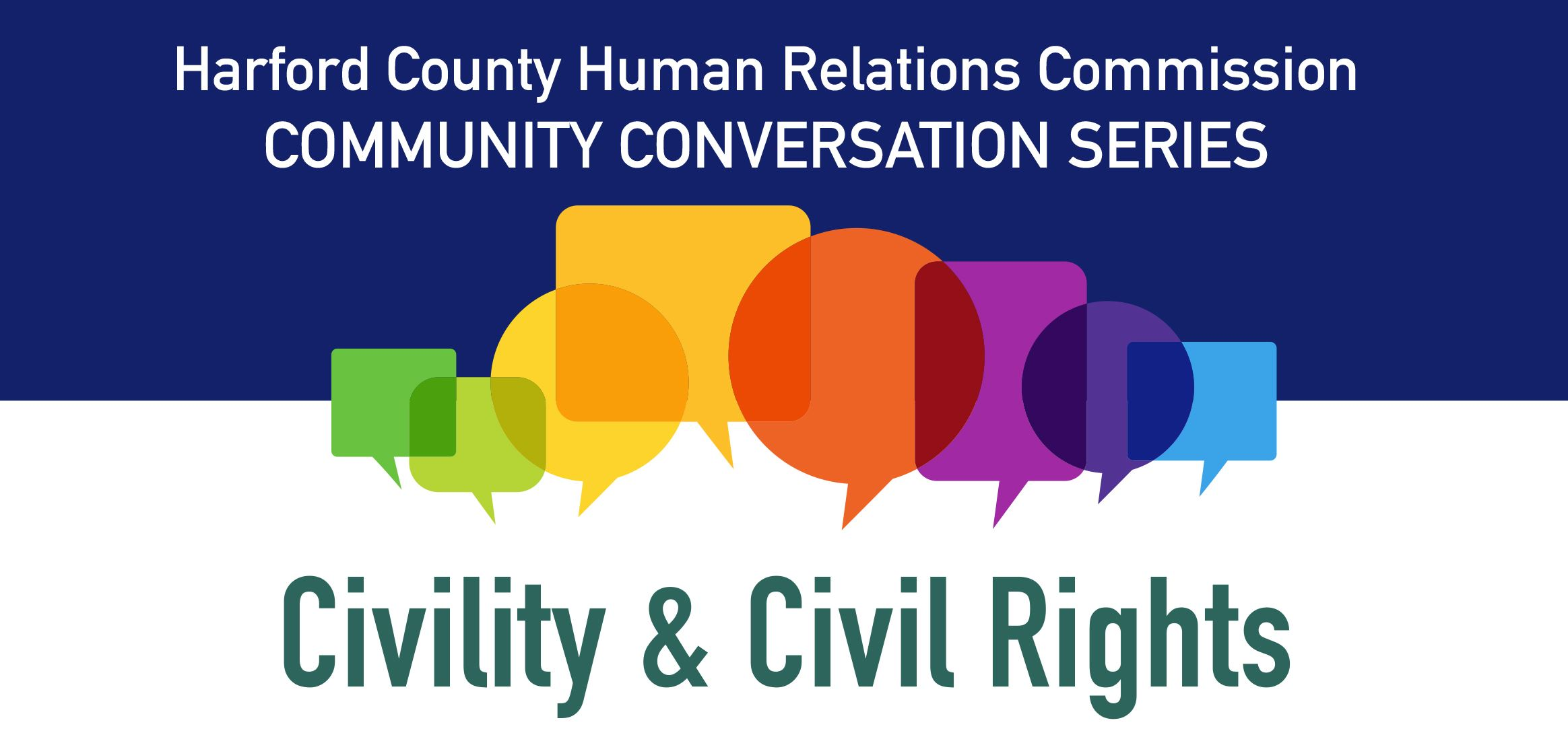 Community Conversation - Civility May 2019
