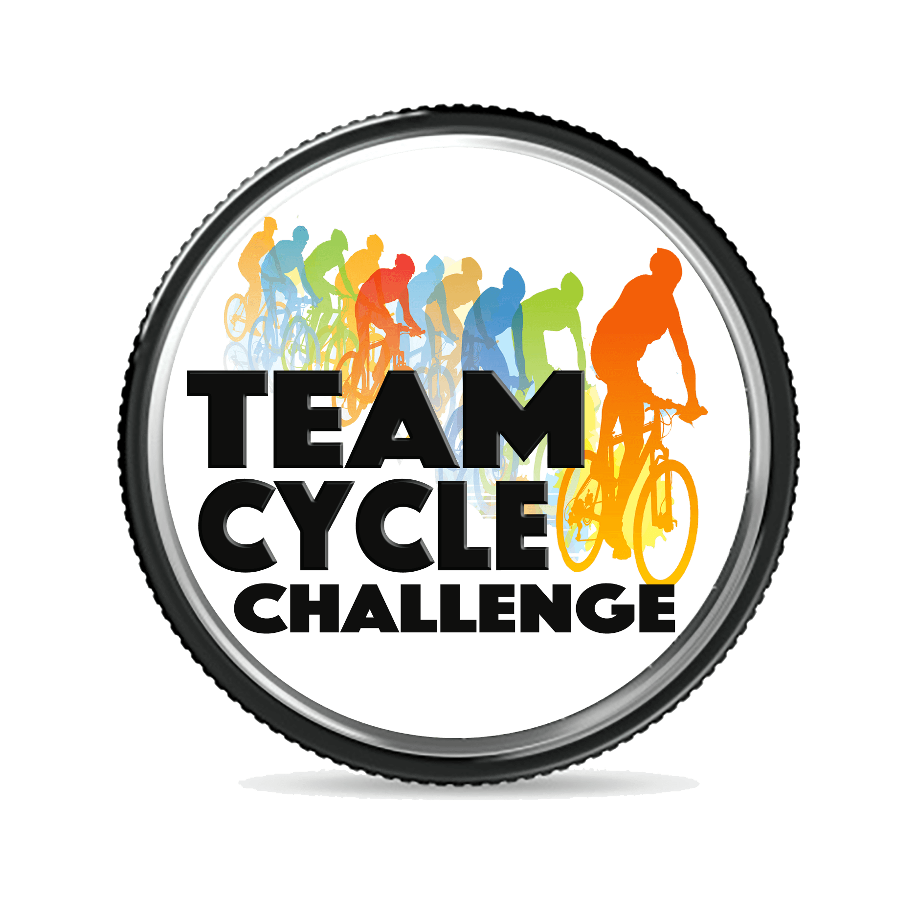Team Cycle Challenge Trail Logo