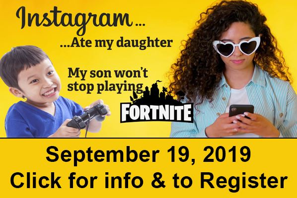 Instagram Ate My Daughter Registration button