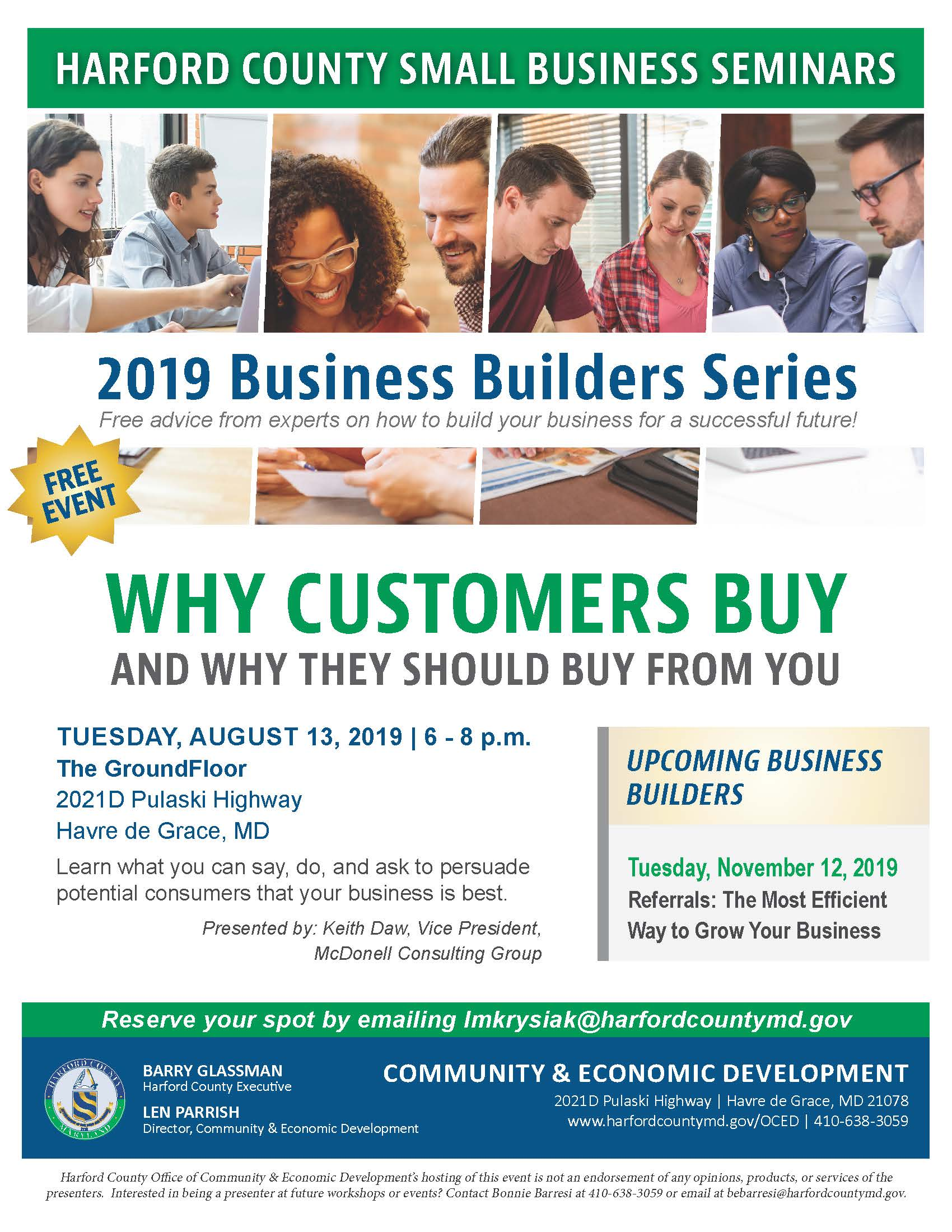 2019_08_Business Builder Series_Q3 Why People Buy