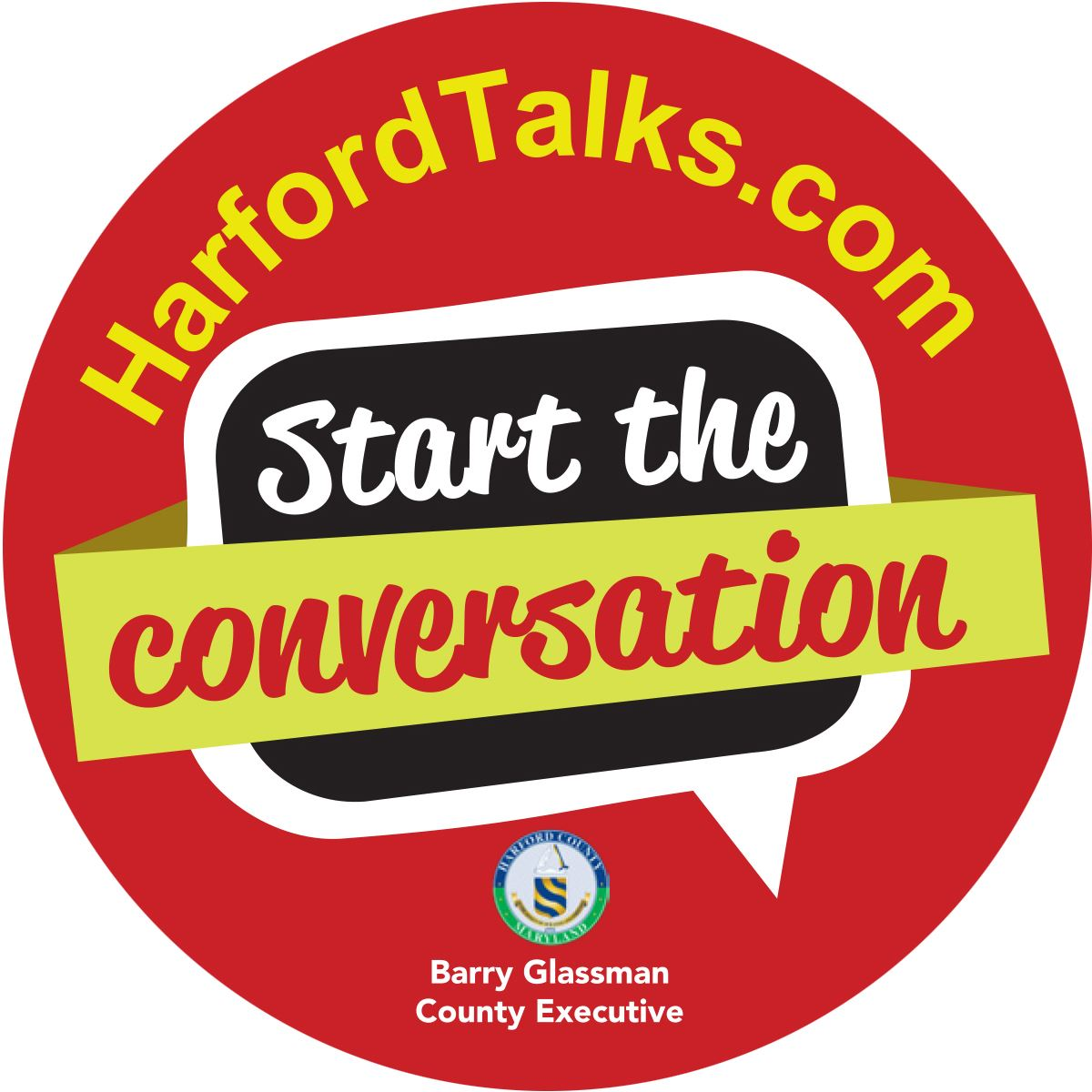 Harford Talks Website Button