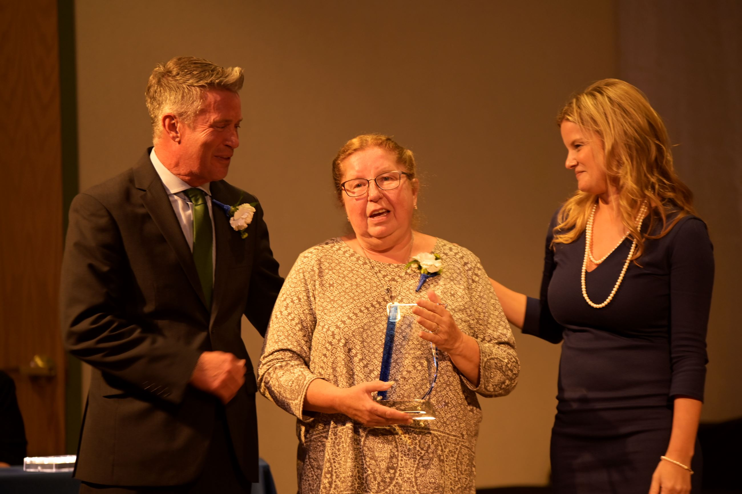 Ripple Effect Recipient Carol Hansen