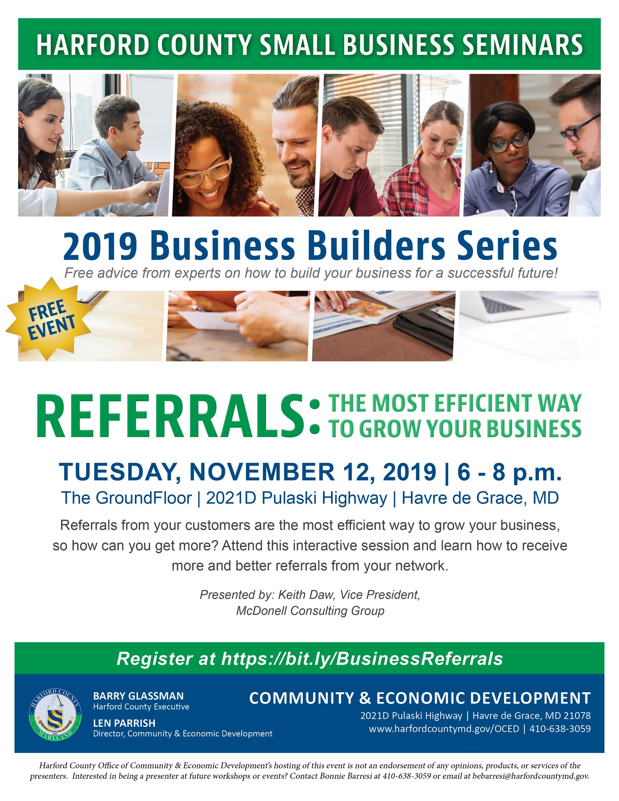 2019_11_Business Builder Series_Q4 Referrals