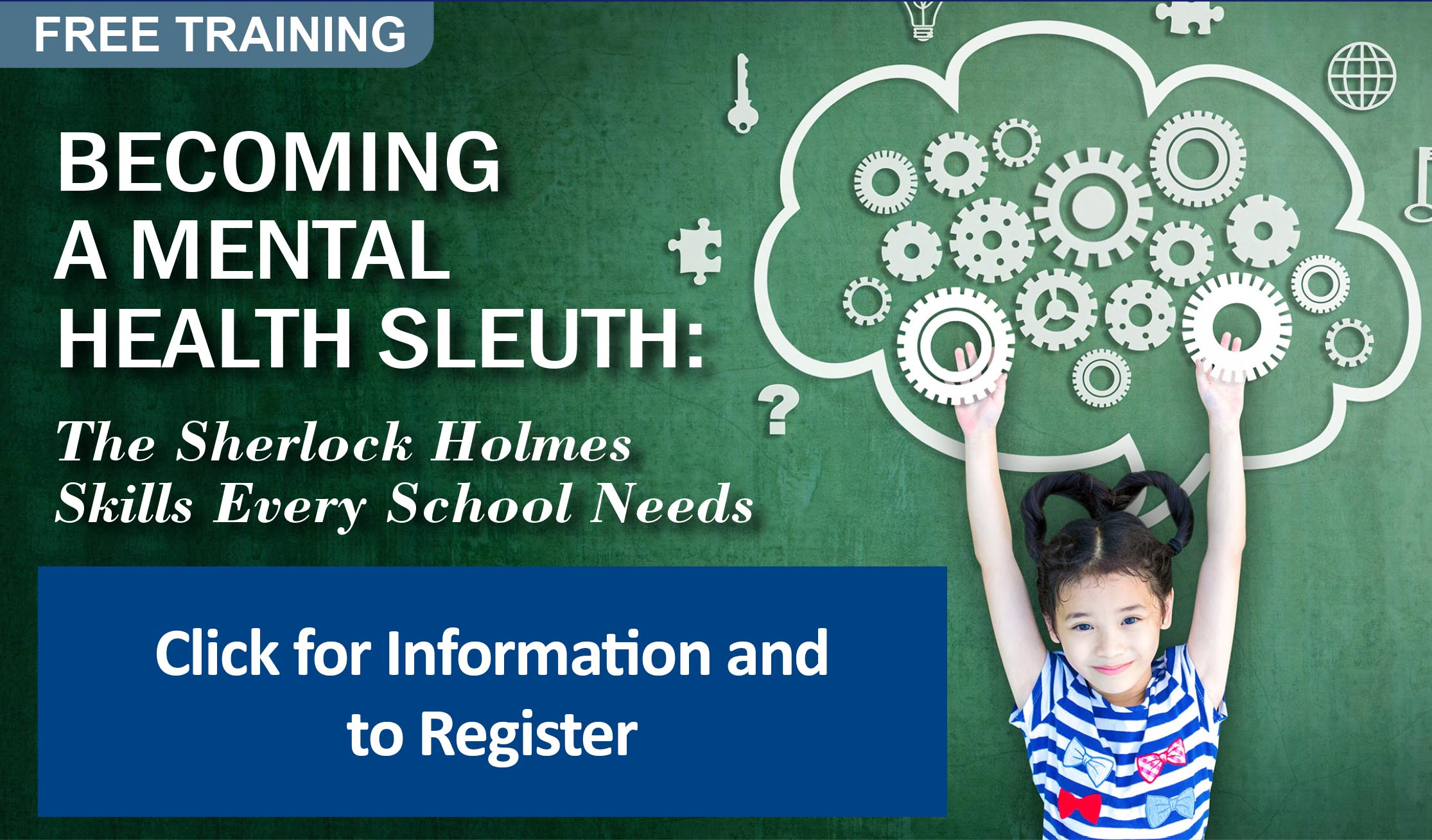 Becoming and Mental Sleuth Training Registration Button