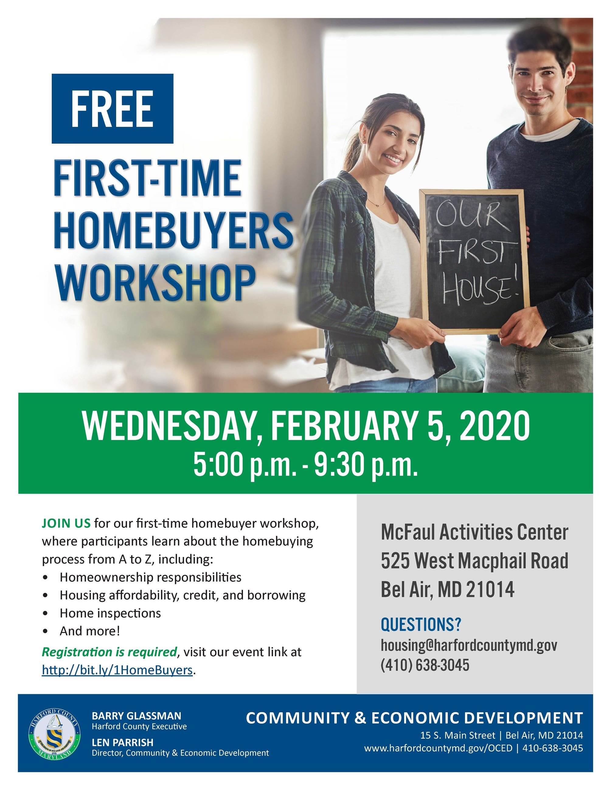 First Time Homebuyers Workshop Flyer_2020_02