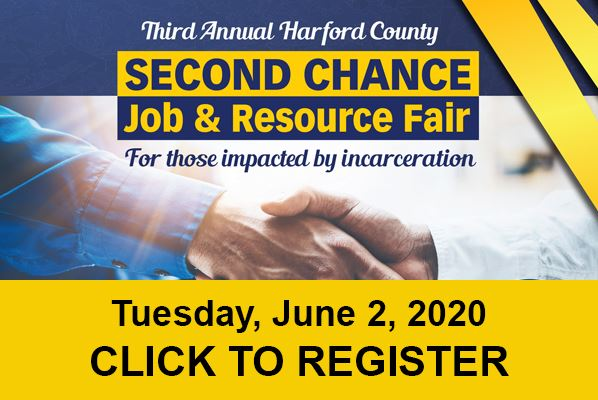 Second Chance Registration Information Click to Register