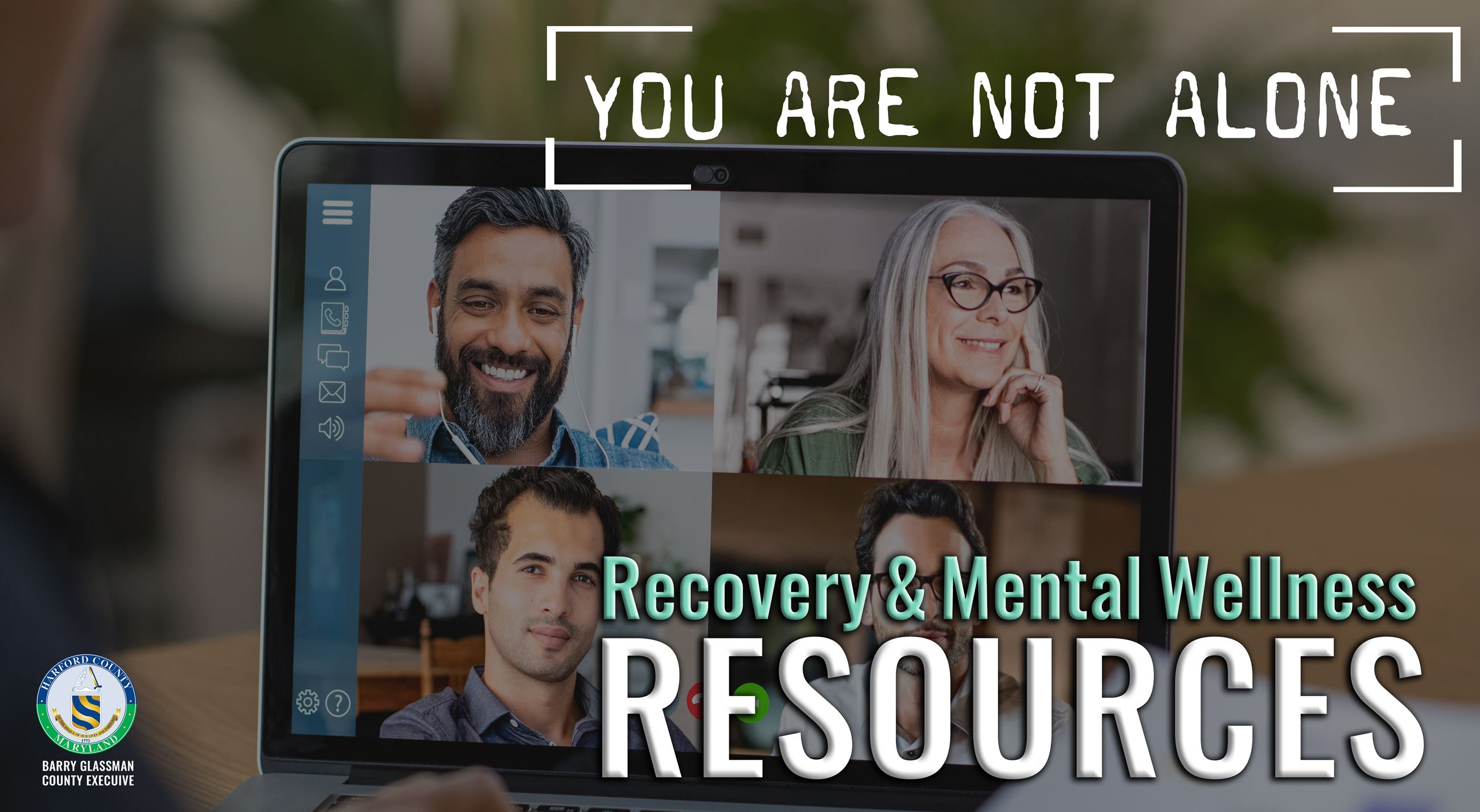 Mental Health and Addiction resources for social distancing during COVID-19