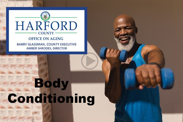 Body Conditioning Play Video Button