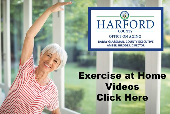 Exercise Video Front Page Button
