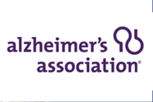 Alzheimers Association logo and link to site