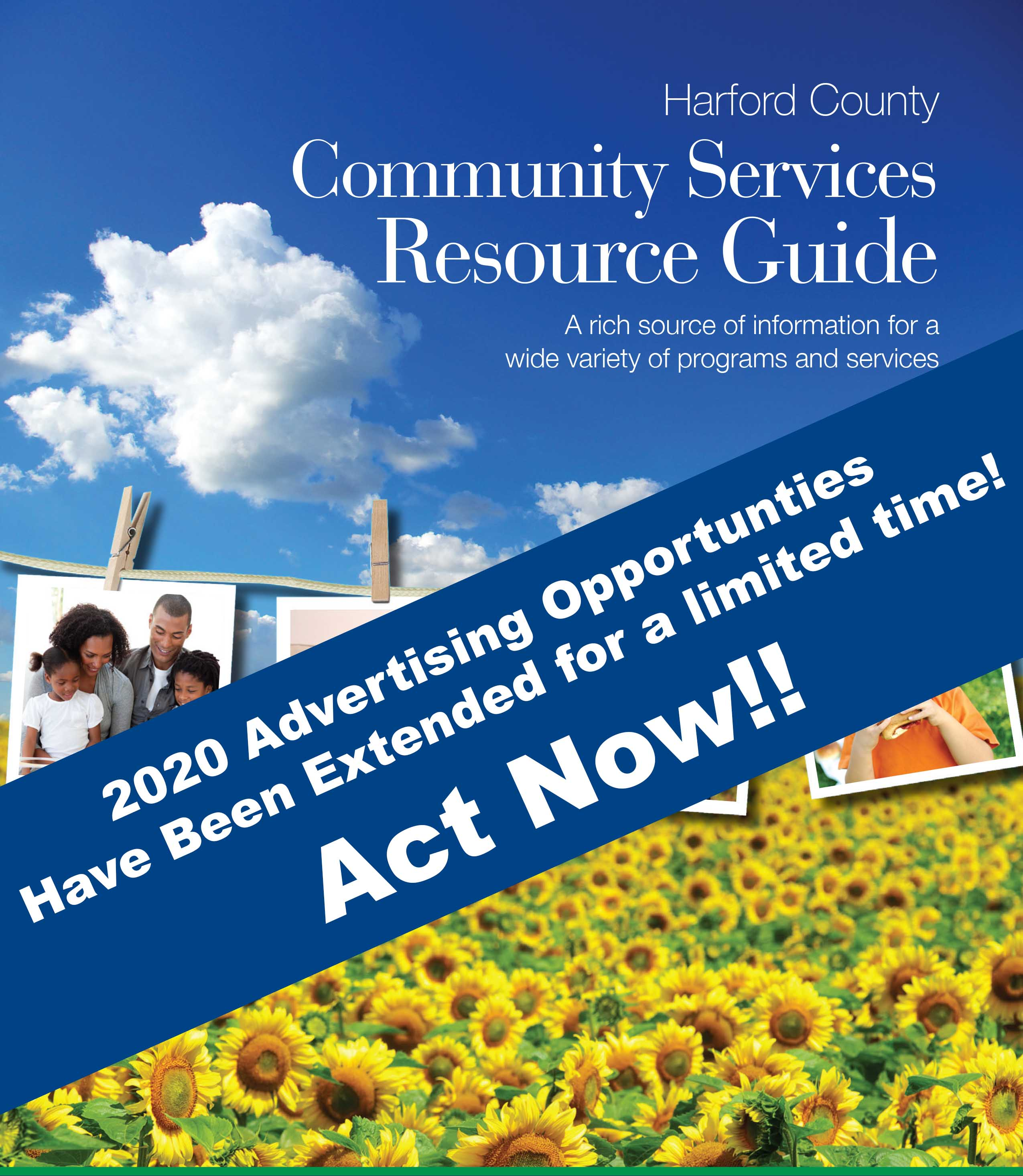 Resource Guide - advertising opportunities 2020 Button