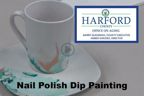 Nail Polish Dip Painting thumbnail