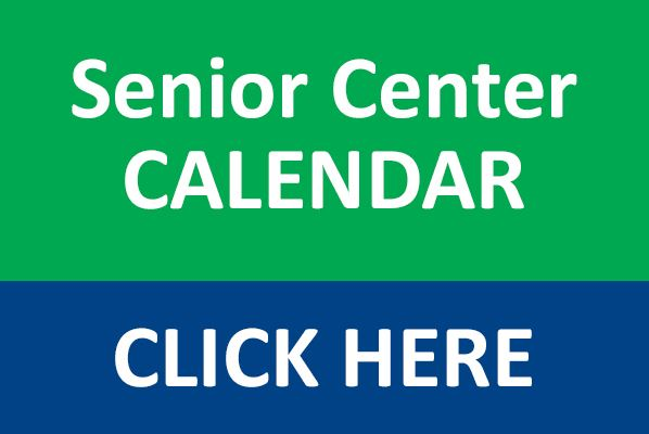 Senior Center Calendar Button