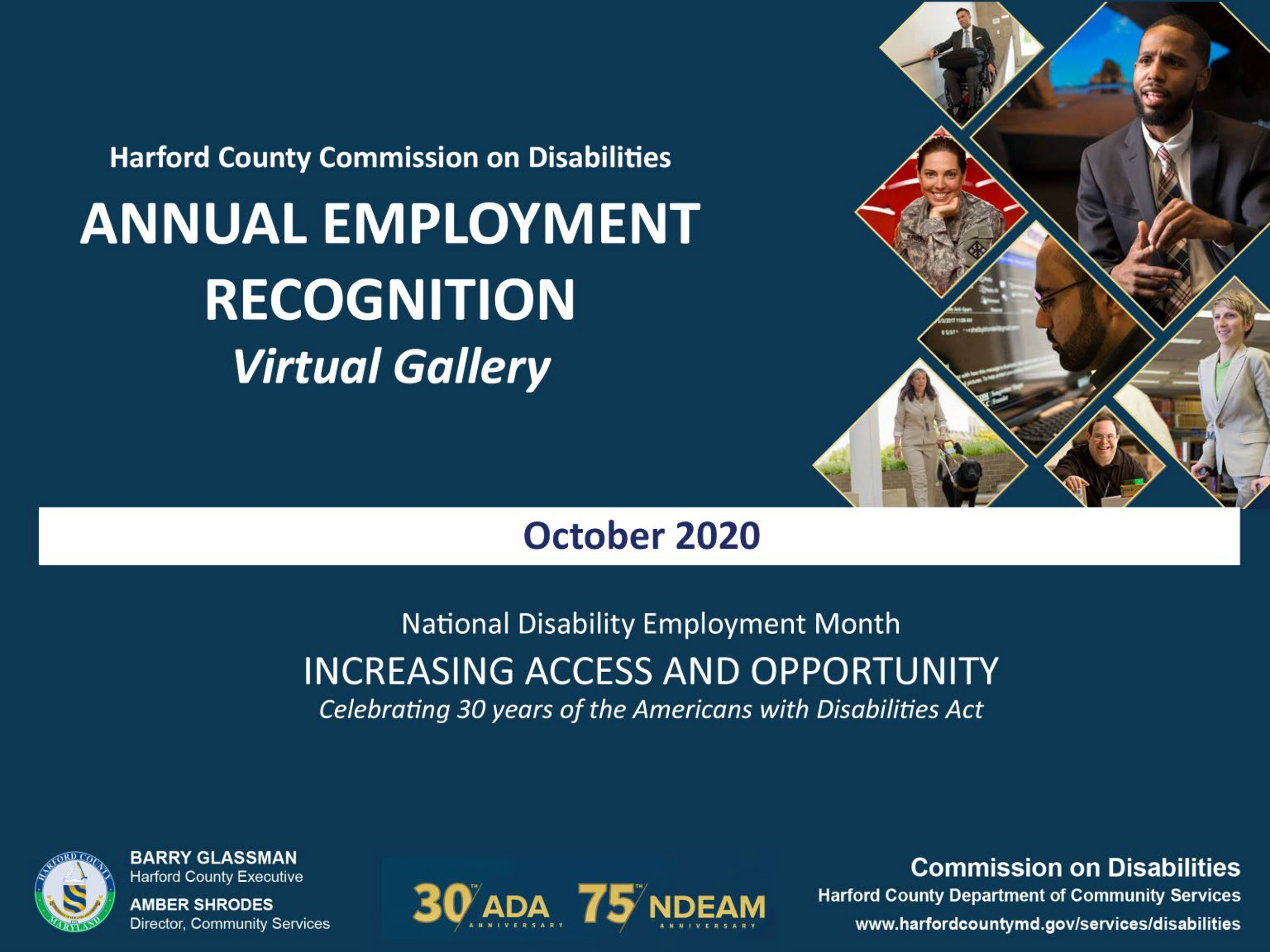 2020 Disabilities Employment Awards Photo Gallery Cover