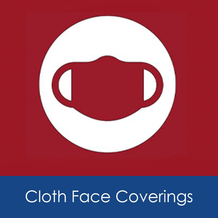cloth face covering