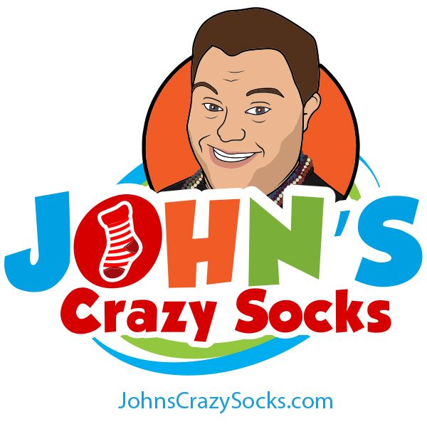 Transitioning Youth 2021 Keynote Johns Crazy Socks logo