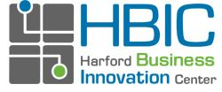 Logo for the Harford Business Innovation Center (HBIC)