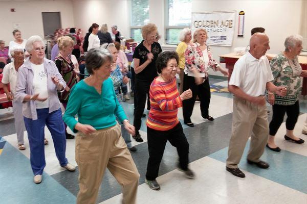 Senior Centers Opens in new window