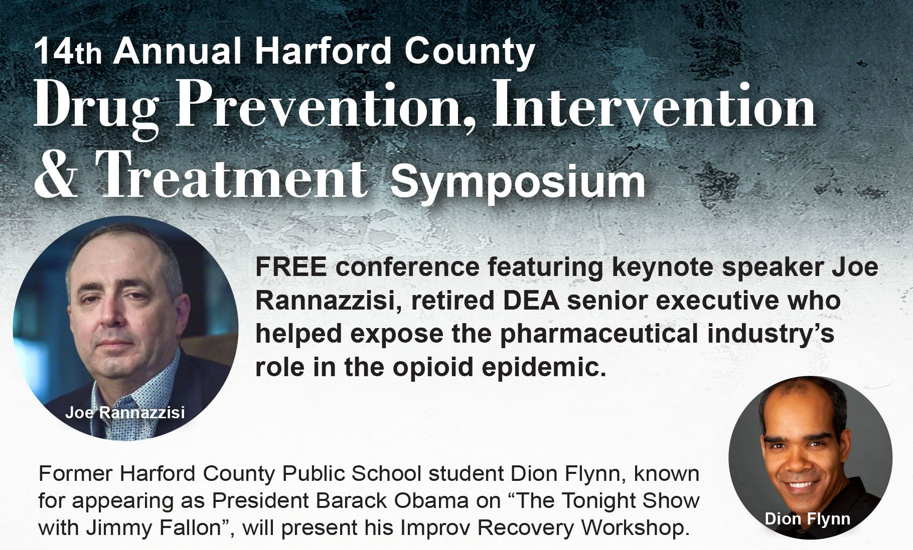 Harford County Drug Prevention, Intervention & Treatment Symposium