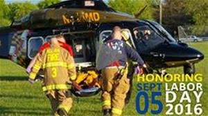 Fire  EMS Labor Day Thumbnail