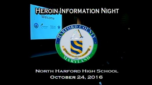 Heroin Night Oct 24 2016