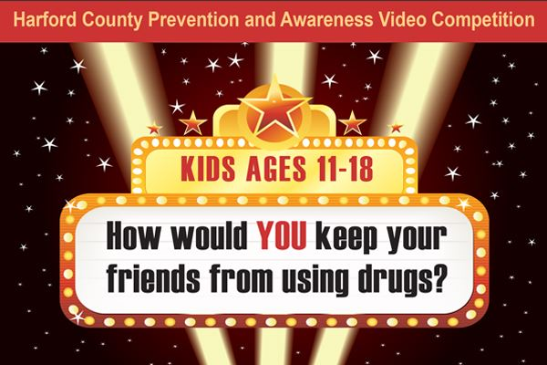 Harford County PSA Video Contest Link