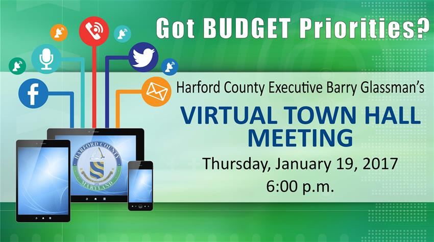 virtual town hall website image
