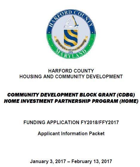 Housing Packet