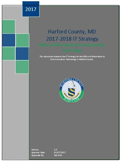 HCG OICT Strategic Plan 2017-2018
