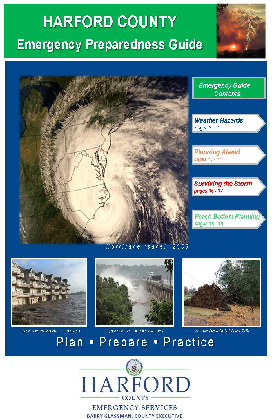 Emergency Prep Guide Cover