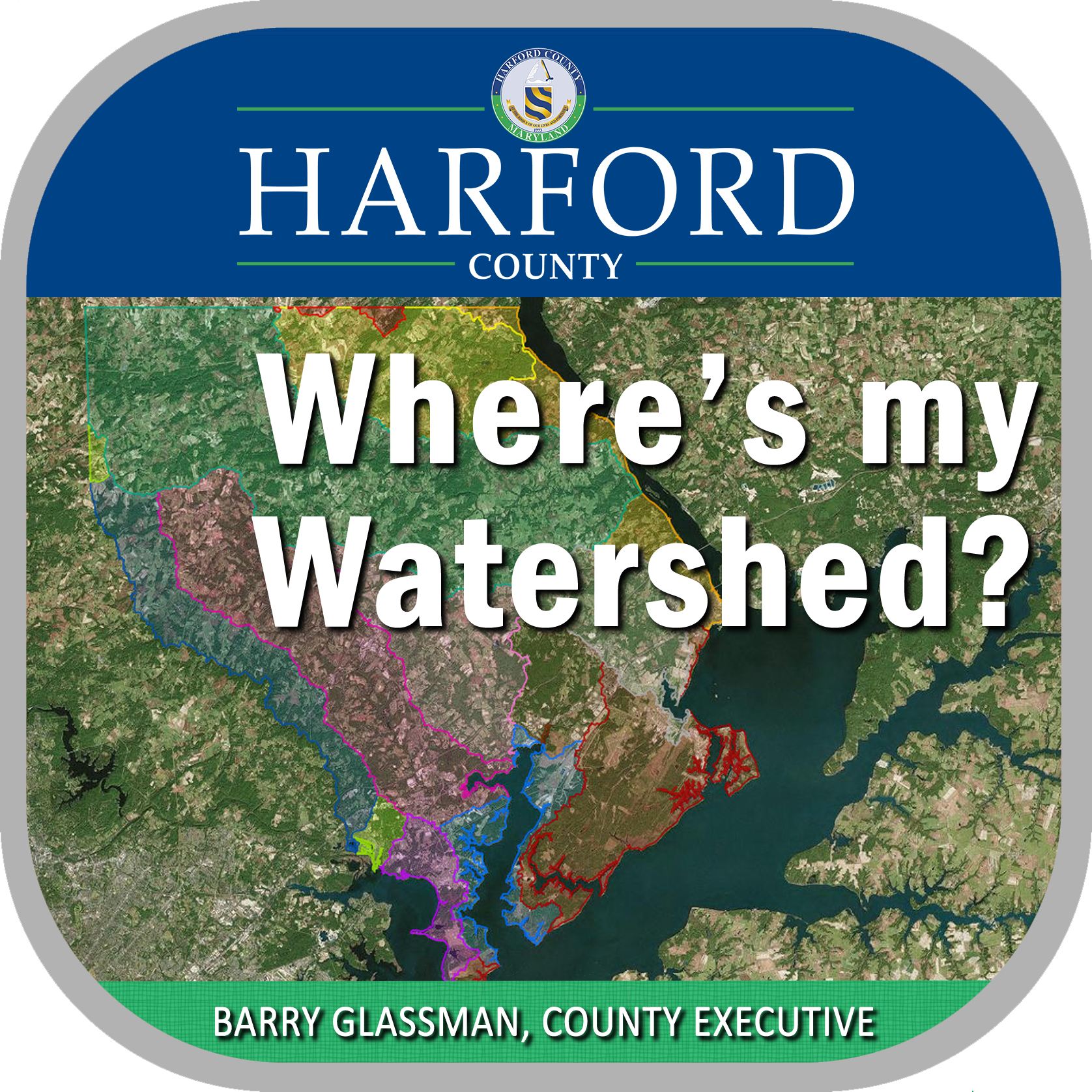 Wheres my watershed button