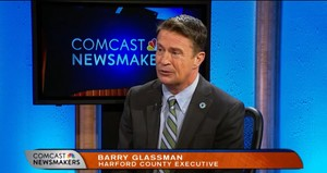 County Executive on Comcast Newsmakers